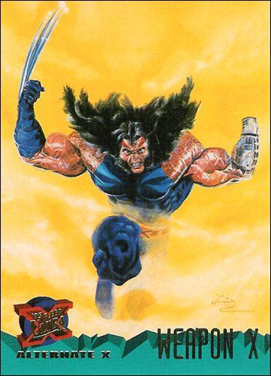 1995 Fleer Ultra X-Men (Promo) NN 2-A by Fleer