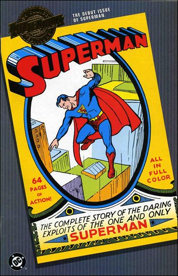Millennium Edition: Superman (1939) 1-A by DC