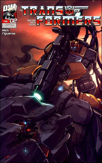 Transformers: Generation 1 (2004) 2-A by Dreamwave