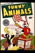 Fawcett's Funny Animals 9-A