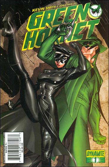 Green Hornet (2010) 1-C by Dynamite Entertainment