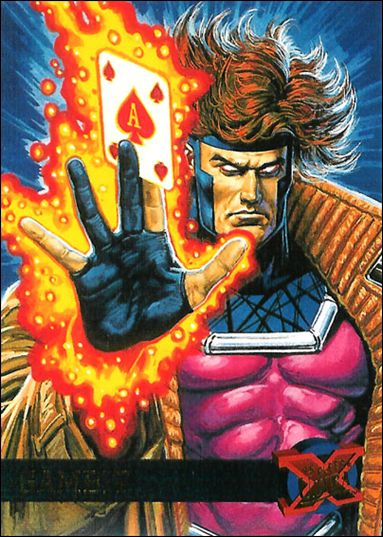 1995 Fleer Ultra X-Men (Base Set) 20-A by Fleer