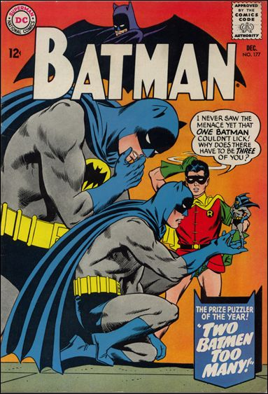Batman (1940) 177-A by DC