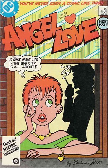 Angel Love 1-A by DC