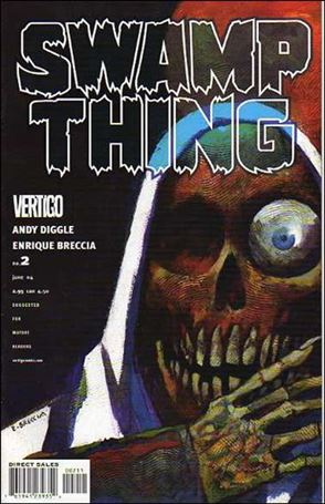 Swamp Thing (2004) 2-A