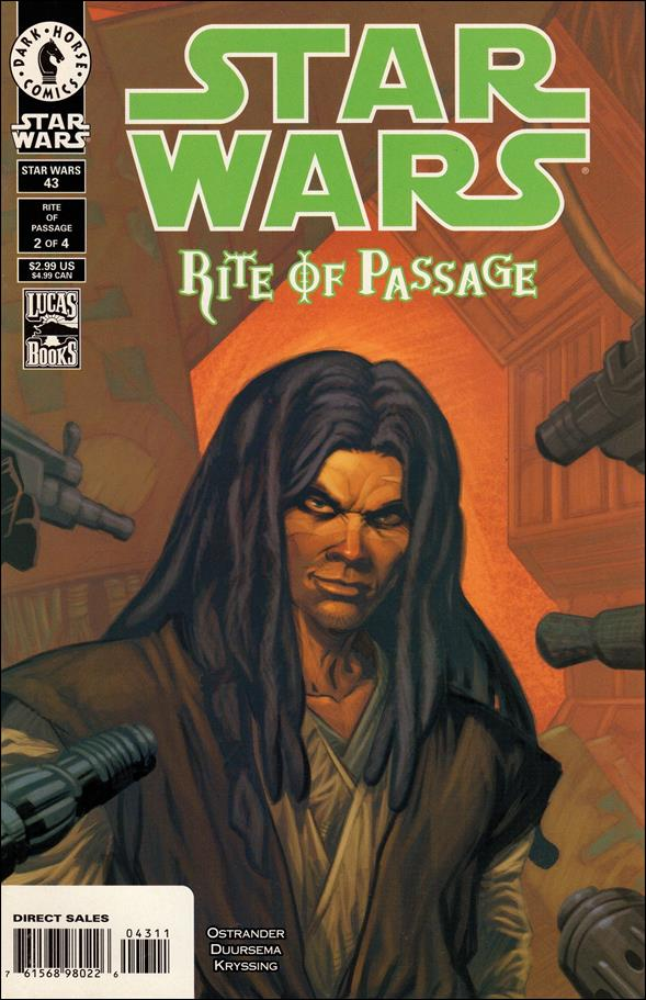 Star Wars/Star Wars Republic 43-A by Dark Horse