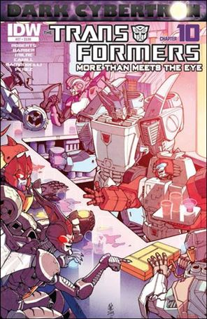 Transformers: More Than Meets the Eye (2012) 27-A