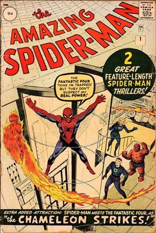 Amazing Spider-Man (1963) 1-B