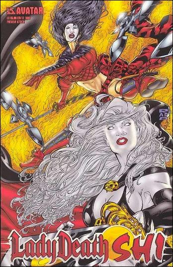 Lady Death/Shi: Preview 1-K by Avatar Press