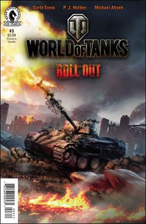 World of Tanks 3-A