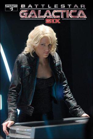 (New) Battlestar Galactica: Six 3-C