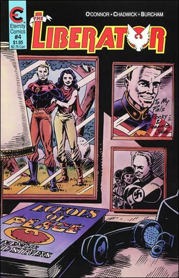Liberator (1987) 4-A by Malibu