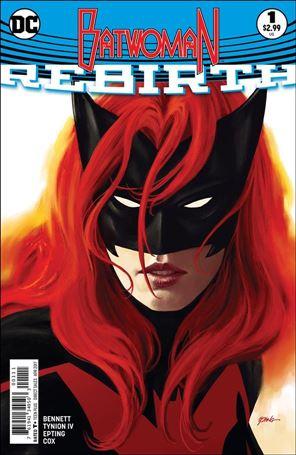 Batwoman: Rebirth 1-A