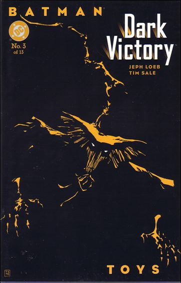 Batman: Dark Victory 3-A by DC