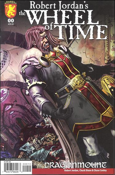 Robert Jordan's The Wheel of Time: Dragonmount 0-A by Dabel Brothers (DB) Productions