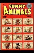 Fawcett's Funny Animals 14-A