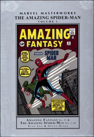 Marvel Masterworks: The Amazing Spider-Man 1-C