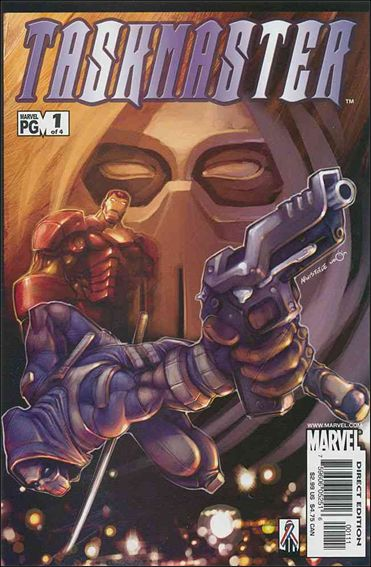 Taskmaster (2002) 1-A by Marvel