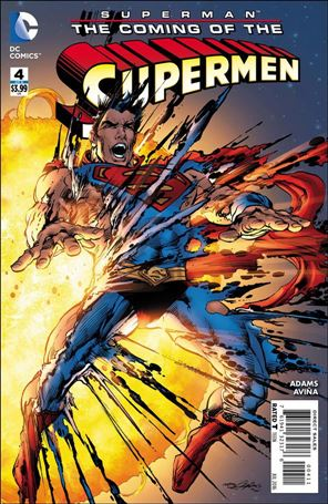Superman: The Coming of the Supermen 4-A