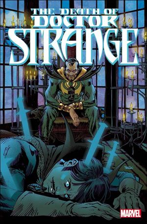 Death of Doctor Strange 2-E