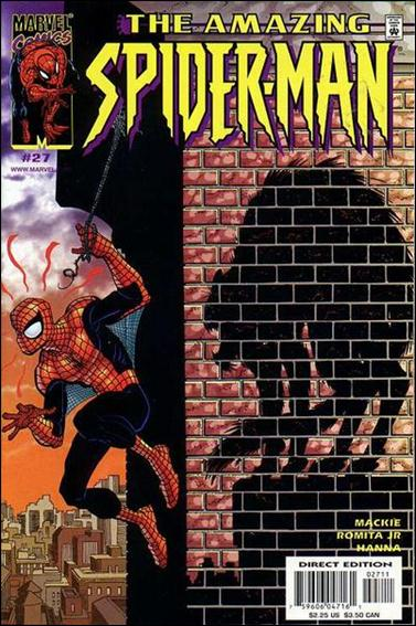 Amazing Spider-Man (1999) 27-A by Marvel