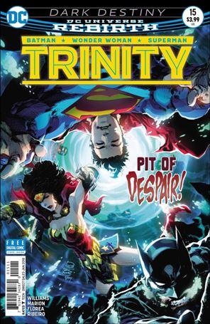 Trinity (2016) 15-A
