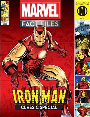 Marvel Fact Files Classic Special 1-A