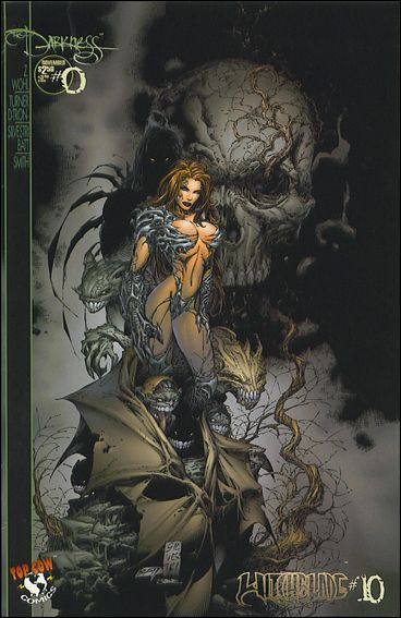 Witchblade 10-B by Top Cow