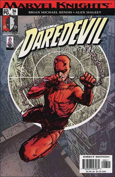 Daredevil (1998) 26-A by Marvel