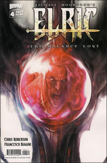 Elric: The Balance Lost 4-A by Boom! Studios