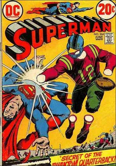 Superman (1939) 264-A by DC