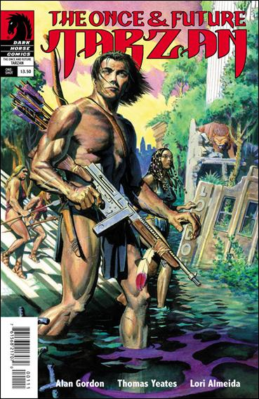 Once and Future Tarzan nn-A by Dark Horse