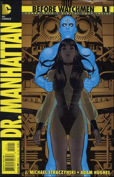 Before Watchmen: Dr. Manhattan 1-B by DC