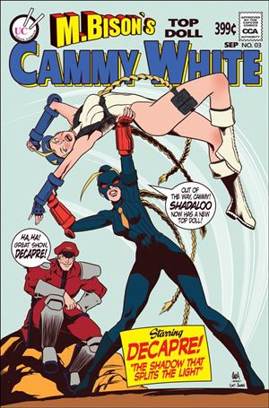Street Fighter Legends: Cammy 3-C