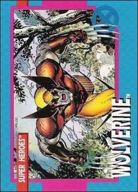 X-Men: Series 1 (Base Set) 2-A by Impel