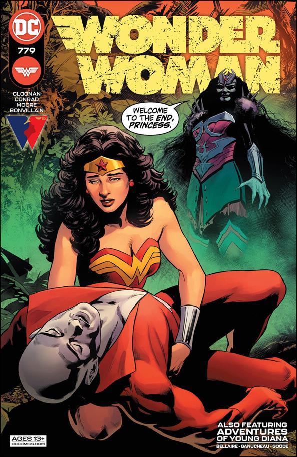 Wonder Woman (1942) 779-A by DC