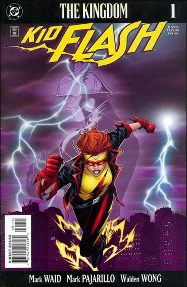 Kingdom: Kid Flash 1-A by DC