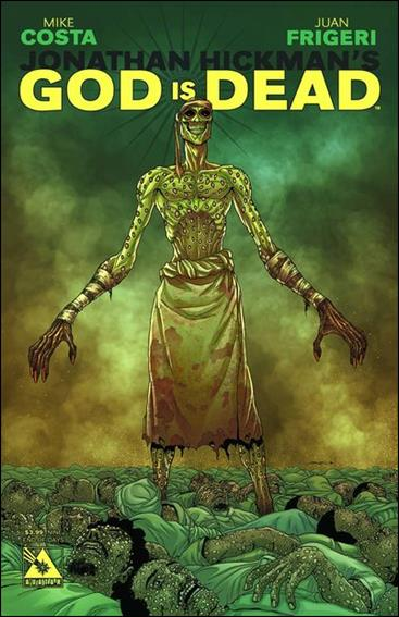 God is Dead 9-B by Avatar Press