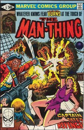 Man-Thing (1979) 8-A