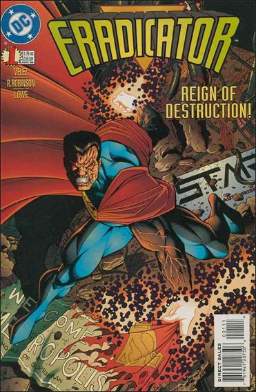 Eradicator 1-A by DC