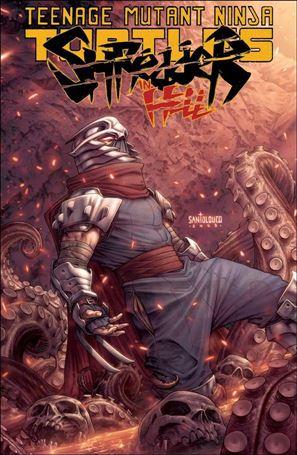 Teenage Mutant Ninja Turtles: Shredder in Hell nn-A
