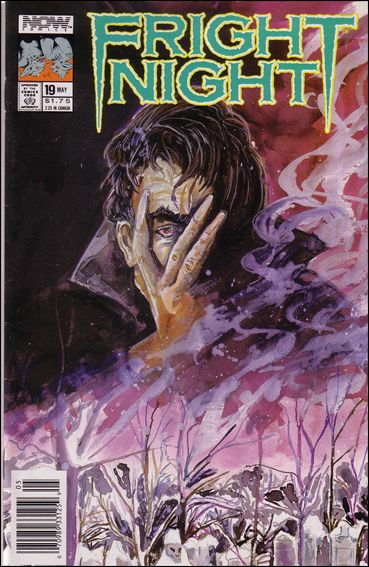 Fright Night 19-A by Now Comics