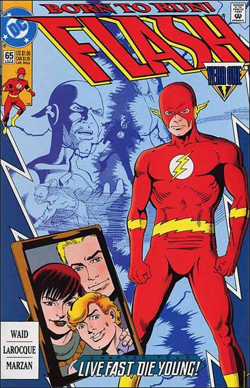 Flash (1987) 65-A by DC