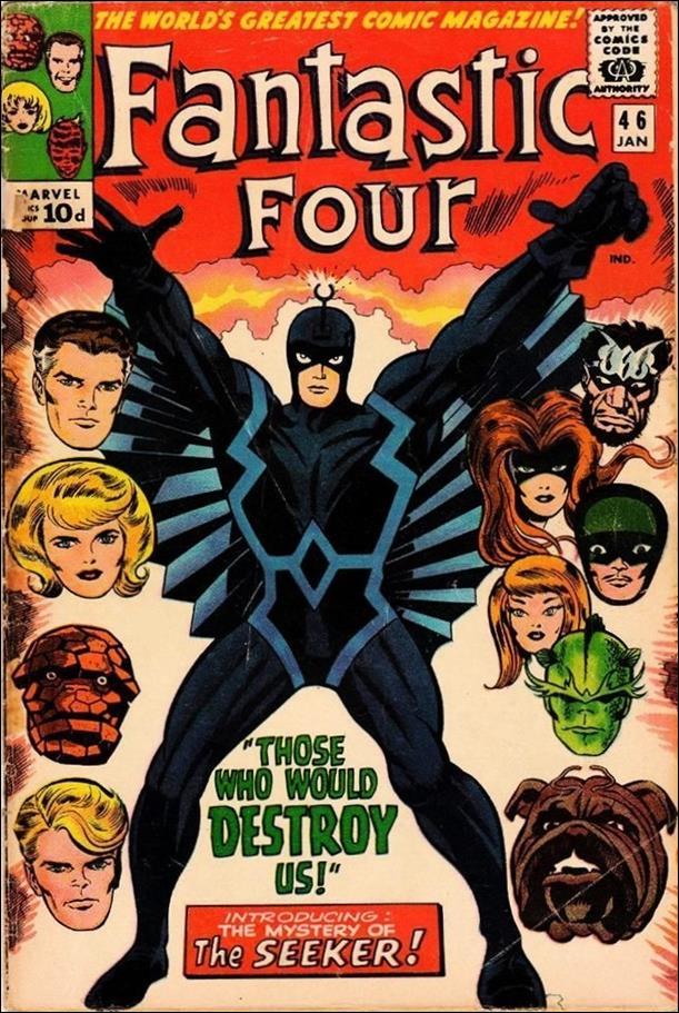 Fantastic Four (1961) 46-B by Marvel