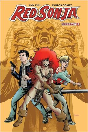 Red Sonja (2017) 6-A