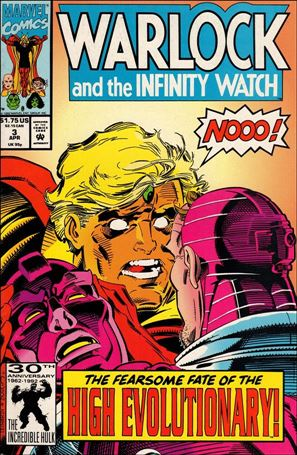 Warlock and the Infinity Watch 3-A