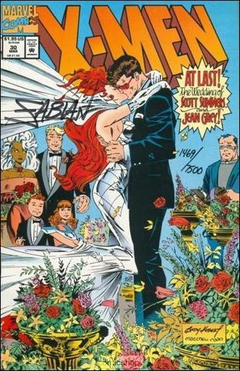 X-Men (1991) 30-B by Marvel