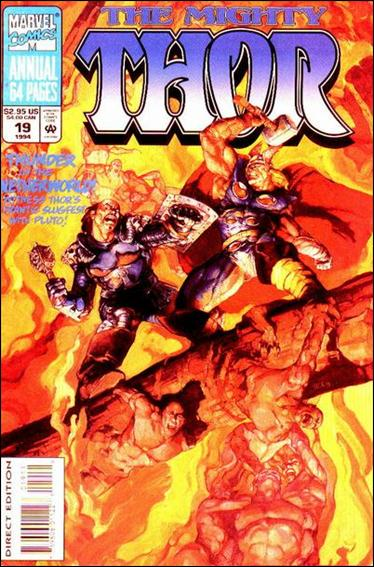Thor Annual  19-A by Marvel