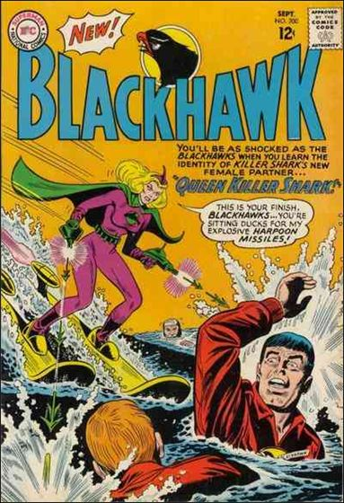 Blackhawk (1944) 200-A by DC