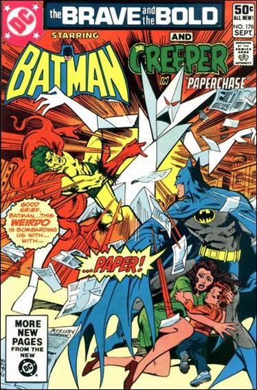 Brave and the Bold (1955) 178-A by DC